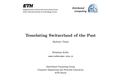 Tesselating Switzerland of the Past